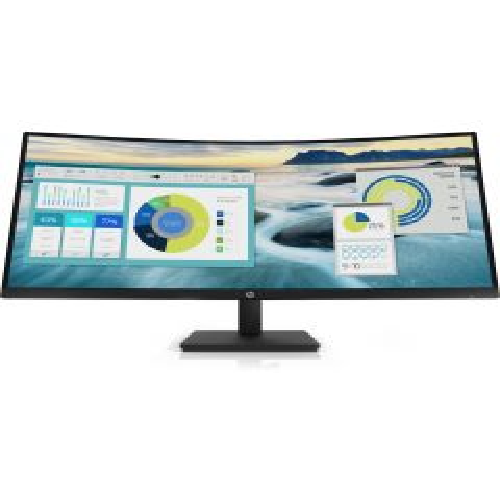 """HP P34hc G4 86,4 cm (34"""") 3440 x 1440 Pixels Quad HD LED Zwart"""
