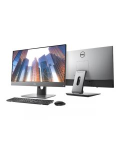 """Dell OptiPlex 7760 All In One - Alles-in-��n - 1 x Core i7 8700 / 3.2 GHz - RAM 16 GB - SSD 512 GB - UHD Graphics 630 - GigE, 802.11ac Wave 2, Bluetooth 5.0 - WLAN: 802.11a/b/g/n/ac Wave 2, Bluetooth 5.0 - Win 10 Pro 64 bits - vPro - monitor: LED 27"""""""