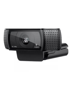 Logitech C920 HD Pro webcam 15 MP 1920 x 1080 Pixels USB 2.0 Zwart