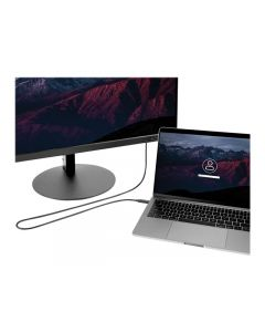 StarTech.com 2m Thunderbolt 3 kabel met 100 W Power Delivery 40Gbps
