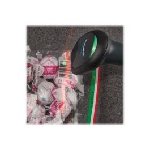 Datalogic QuickScan Lite QW2100 Draagbare streepjescodelezer Laser Zwart