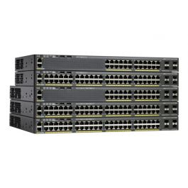 Cisco Catalyst WS-C2960X-48FPD-L