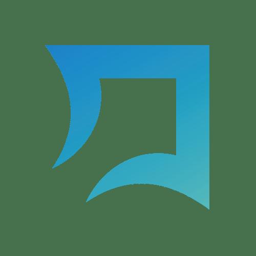 OtterBox Otter + Pop Symmetry Series - Achterzijde behuizing voor mobiele telefoon - polycarbonaat, synthetisch rubber - ga naar blauw - voor Apple iPhone XR