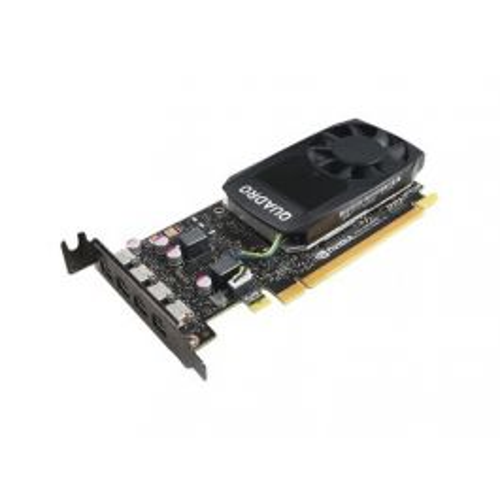 Lenovo 4X60N86660 videokaart NVIDIA Quadro P1000 4 GB GDDR5