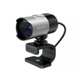 Microsoft LifeCam Studio for Business webcam 1920 x 1080 Pixels USB 2.0 Zwart, Zilver